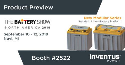 Inventus Power_Battery Show 2019_V4