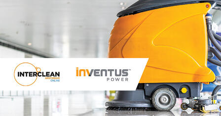 Inventus Power_Interclean Booth_V1