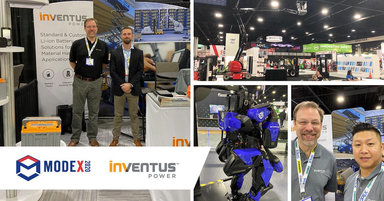 Inventus Power_MODEX 2020 Recap_V2