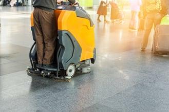 Ride On Floor Cleaner